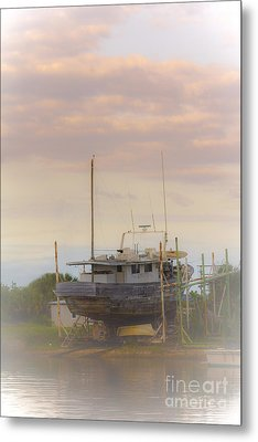 High And Dry Dreams Metal Print by Marvin Spates