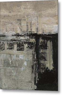 Highs And Lows Metal Print by Lorraine Lawson