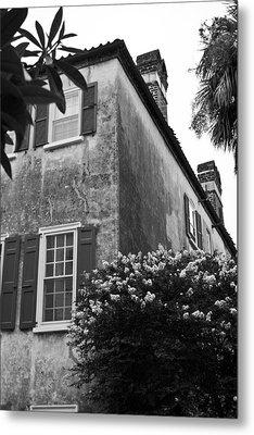 Historic Charleston Home Metal Print by Dustin K Ryan