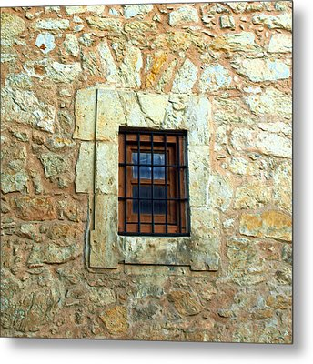 Hole In The Wall Metal Print by James Granberry