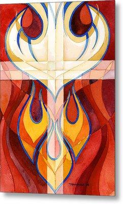 Holy Spirit Metal Print by Mark Jennings