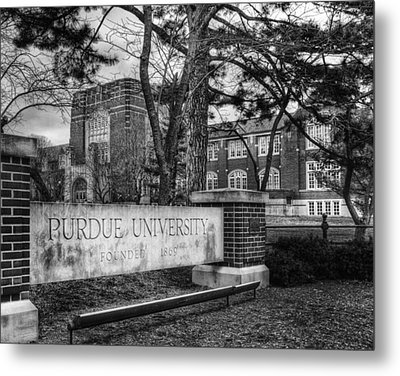 Home Of The Boilers Metal Print by Coby Cooper