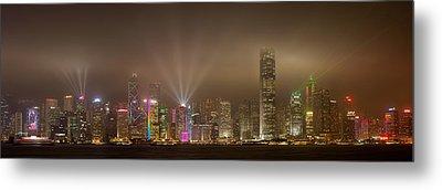 Hong Kong Island Metal Print by Daniel Murphy
