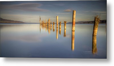 Horizon Metal Print by Philippe Saire - Photography