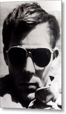 Hunter S. Thompson, 1960s Metal Print by Everett