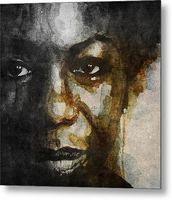 I Put A Spell On You Cause Your Mine  Metal Print by Paul Lovering