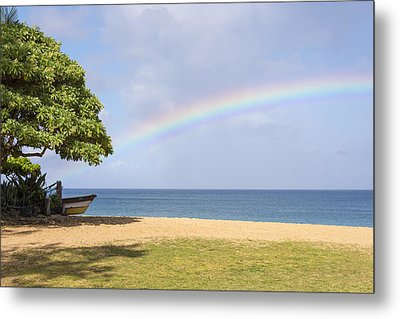 I Want To Be There Too - North Shore Oahu Hawaii Metal Print by Brian Harig