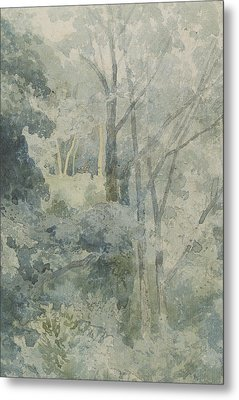 In Rokeby Park Metal Print by John Sell Cotman