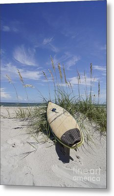 In The Dunes Metal Print by Benanne Stiens