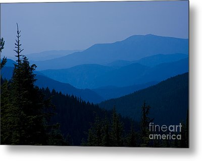 Infinity Metal Print by Idaho Scenic Images Linda Lantzy