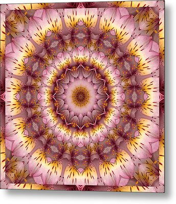 Inspiration Metal Print by Bell And Todd