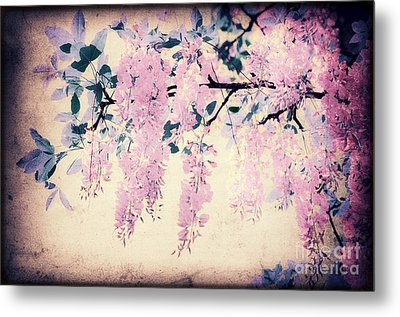 It's Springtime Metal Print by Angela Doelling AD DESIGN Photo and PhotoArt