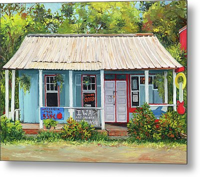 Iwa Gallery Metal Print by Stacy Vosberg