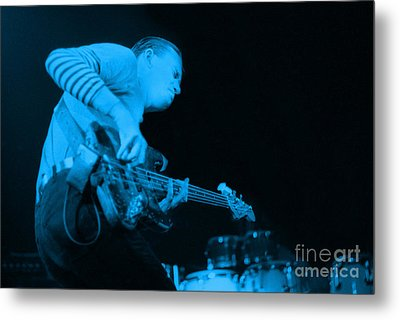 Jaco Up The Deck Metal Print by Philippe Taka