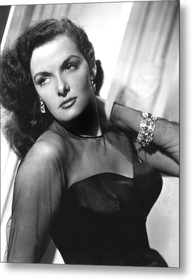 Jane Russell, 1948 Metal Print by Everett