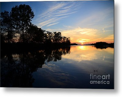 Journey Metal Print by Heather Maria