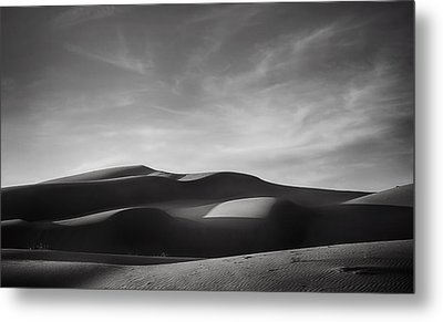 Just Tryin' To Find Some Peace Metal Print by Laurie Search