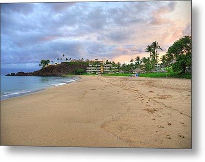 Ka'anapali Beach Hotel  Metal Print by Kelly Wade