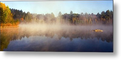 Kennedy Pond Metal Print by Frank Winters