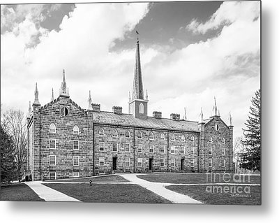 Kenyon College Old Kenyon Metal Print by University Icons