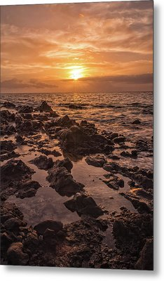 Kihei Sunset 2 - Maui Hawaii Metal Print by Brian Harig
