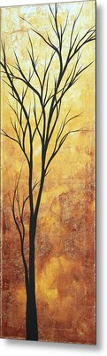 Last Tree Standing By Madart Metal Print by Megan Duncanson