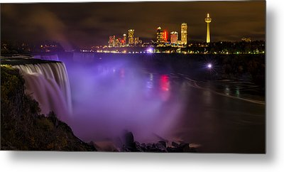 Let There Be Light Metal Print by Mark Papke