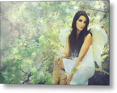 Lightness Metal Print by Laurie Search