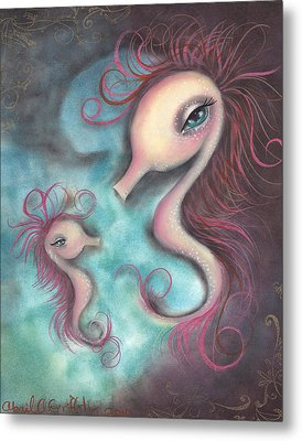 Like You Metal Print by  Abril Andrade Griffith