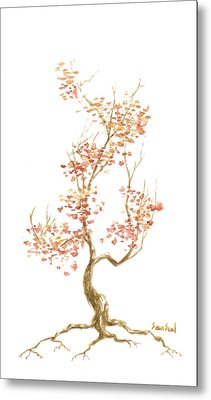 Little Tree 52 Metal Print by Sean Seal