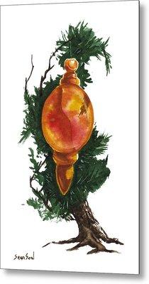 Little Tree 99 Metal Print by Sean Seal
