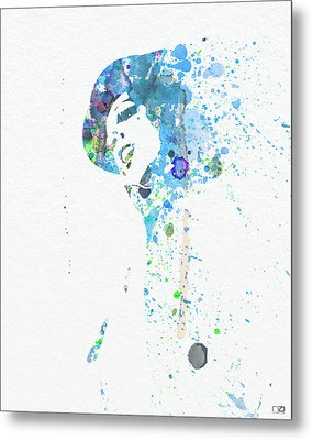 Liza Minnelli Metal Print by Naxart Studio