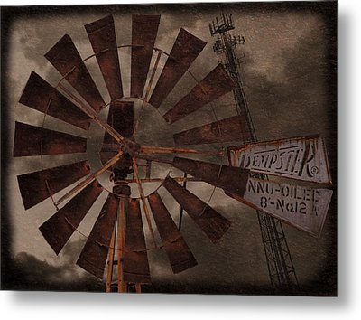 Long After We Are Gone Metal Print by Scott Hovind