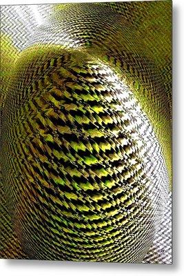 Luminous Energy 11 Metal Print by Will Borden