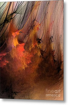 Magic Metal Print by Karin Kuhlmann