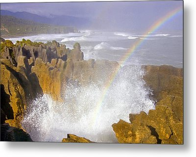 Making Miracles Metal Print by Mike  Dawson