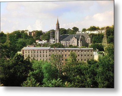Manayunk Metal Print by Bill Cannon