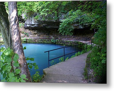 Maramec Springs 3 Metal Print by Marty Koch