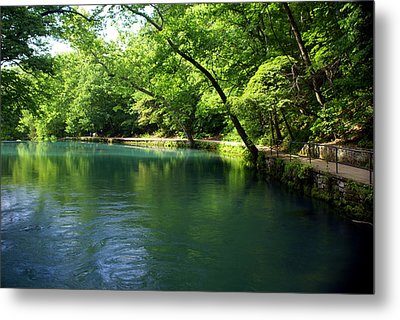 Maramec Springs 4 Metal Print by Marty Koch