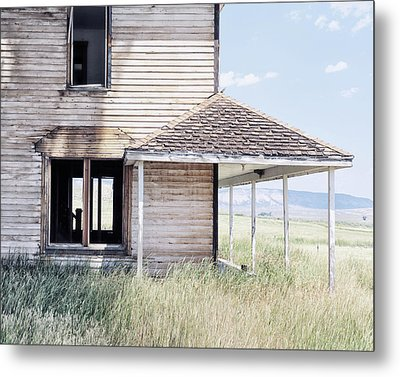 Mary's House Metal Print by Alison Sherrow I AgedPage