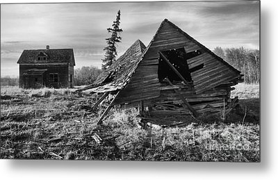 Memories Of The Past 3 Metal Print by Bob Christopher