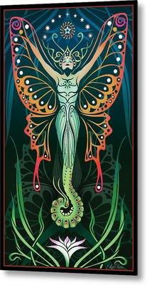 Metamorphosis Metal Print by Cristina McAllister
