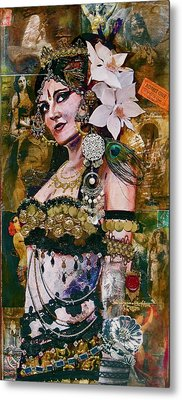 Midway Magic Metal Print by Stephanie Bolton