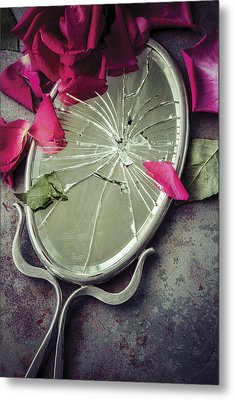 Mirror, Mirror... Metal Print by Amy Weiss