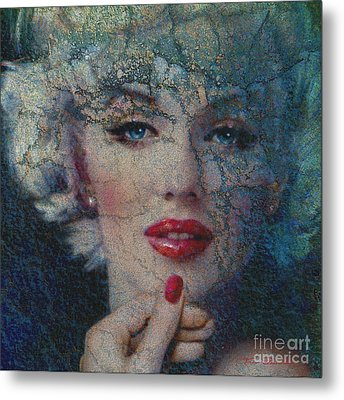 Mm 132 A Metal Print by Theo Danella