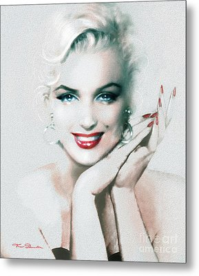 Mm 133  Metal Print by Theo Danella