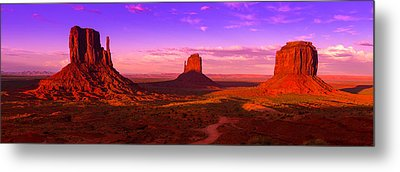 Monumental Metal Print by Mikes Nature