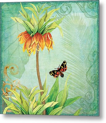 Morning Light - Tranquility Metal Print by Audrey Jeanne Roberts