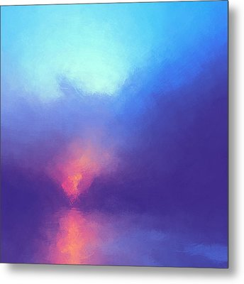 Morning Song Metal Print by Lonnie Christopher