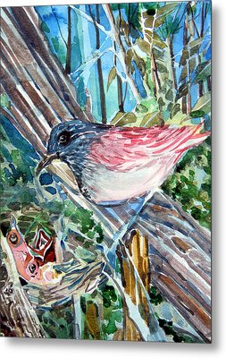 Mothers Day Metal Print by Mindy Newman